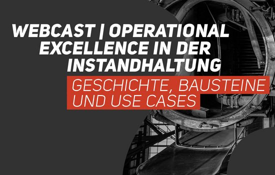 Webcast Operational Excellence